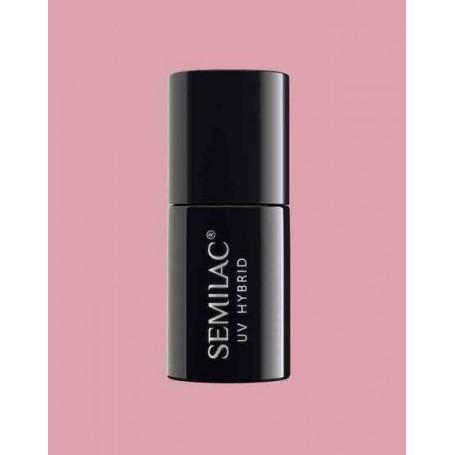 802 Semilac Extend 5in1 Dirty Nude Rose 7 ml NIKO