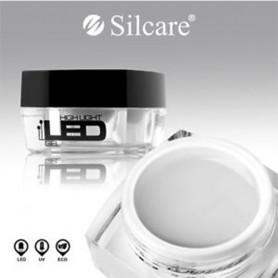Gel LED Transparente Silcare 15 grs