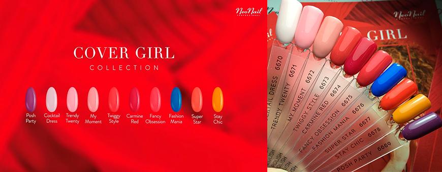 Colección Cover Girl