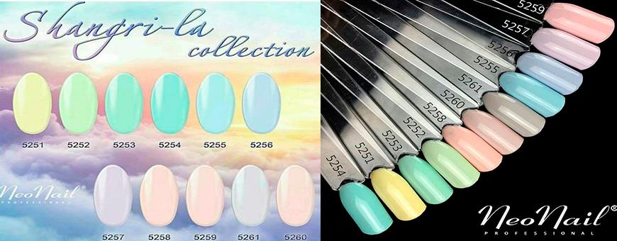 Colección Pastell Shangri-La