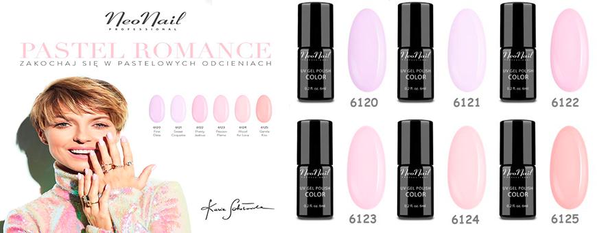 colección Pastel Romance