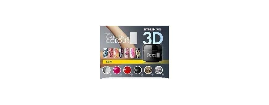 Gel Paint 3D