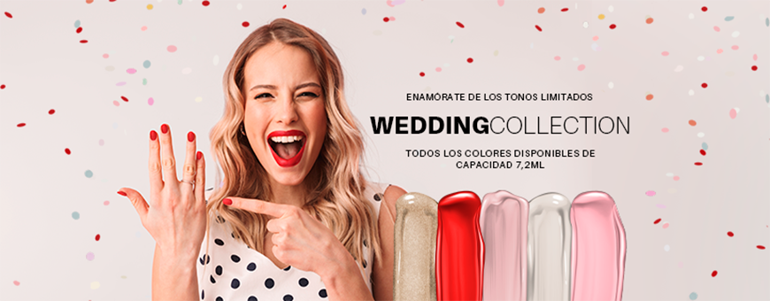 Colección WEDDINGSHADES 2TH EDITION