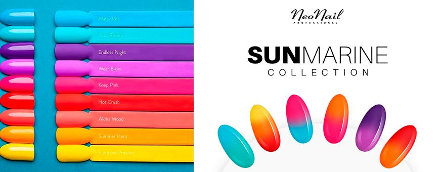 Colección Sunmarine Colors