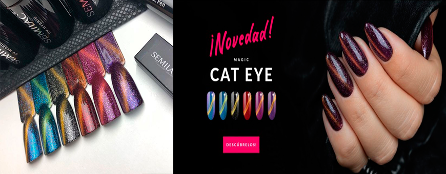 Colección Magic Cat eyes.
