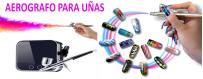 Aerógrafo y accesorios