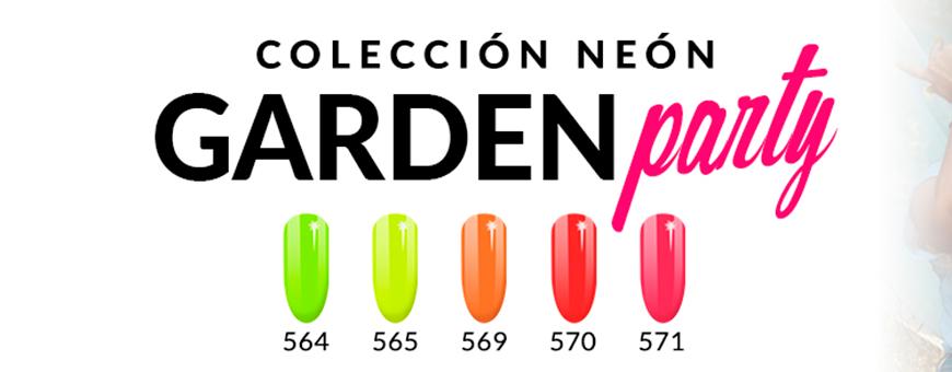 Coleccion Neón Garden Party