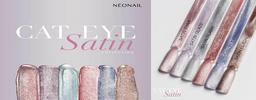 Colección Cat Eyes Satin